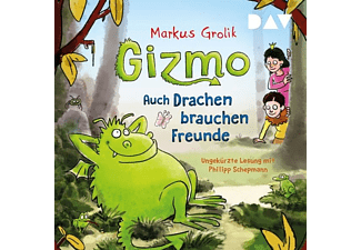 Markus Grolik - Gizmo-Auch Drachen brauchen Freunde  - (DVD)