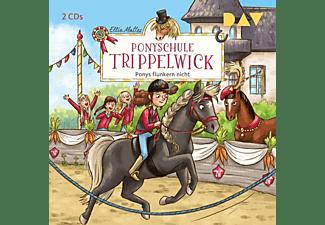 Ellie Mattes - Ponyschule Trippelwick-Teil 4: Ponys flunkern ni  - (CD)