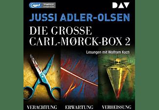 Jussi Adler-olsen - Die grosse Carl-Morck-Box 2  - (CD)