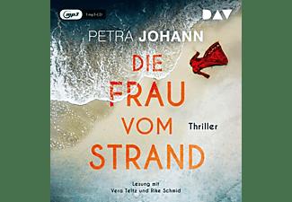 Petra Johann - Die Frau vom Strand  - (CD)