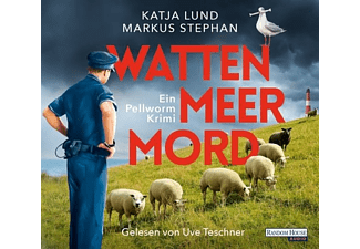 Lund,Katja,  Stephan,Markus - Wattenmeermord  - (CD)