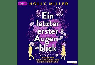 Holly Miller - Ein letzter erster Augenblick  - (CD)