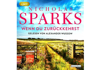 Sparks Nicholas - Wenn du zurückkehrst  - (MP3-CD)