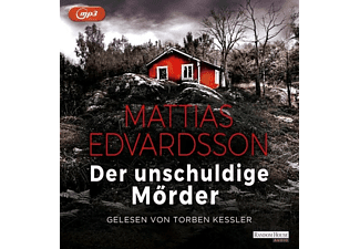 Mattias Edvardsson - Der unschuldige Mörder  - (MP3-CD)