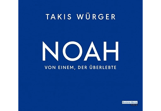 Takis Würger - Noah  - (CD)