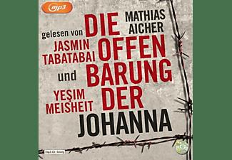 Mathias Aicher - Die Offenbarung der Johanna  - (CD)