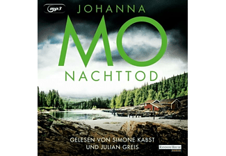 Johanna Mo - Nachttod  - (MP3-CD)