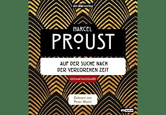 Marcel Proust - Auf der Suche nach der verlorenen Zeit  - (MP3-CD)