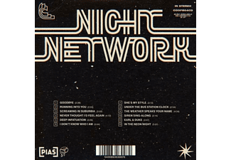 The Cribs - NIGHT NETWORK  - (CD)