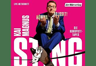 Kai-magnus Sting - Hömma,so isset  - (CD)