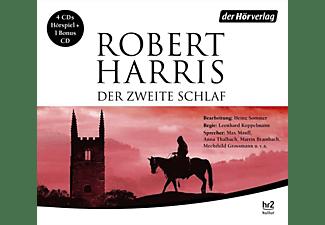 Robert Harris - Der zweite Schlaf  - (CD)