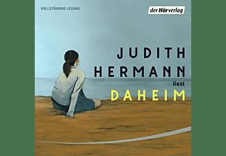 Judith Hermann - Daheim  - (CD)