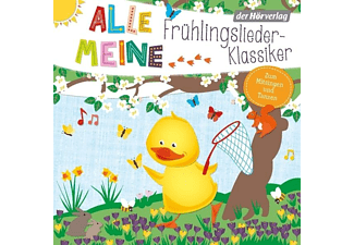 VARIOUS - Alle meine Frühlingslieder-Klassiker  - (CD)