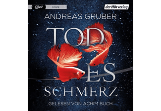 Andreas Gruber - Todesschmerz  - (MP3-CD)