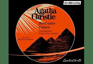 Agatha Christie - Agatha Christie - Mord unter Palmen  - (CD)
