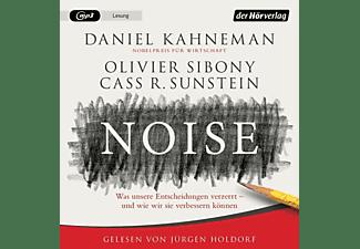 Kahneman,Daniel,  Sibony,Olivier,  Sunstein,Cass - Noise  - (CD)