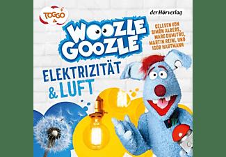 Woozle Goozle - Woozle Goozle-Luft And Elektrizität  - (CD)