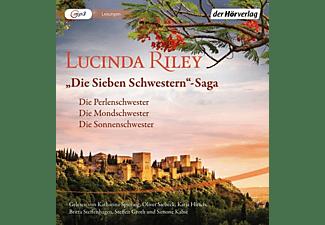Riley Lucinda - Die Sieben Schwestern-Saga (4-6)  - (CD)