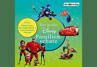 Disney - Der große Disney-Familienschatz  - (MP3-CD)