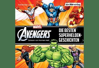 Marvel The Avengers - Marvel The Avengers - Die besten Superhelden-Geschichten  - (CD)