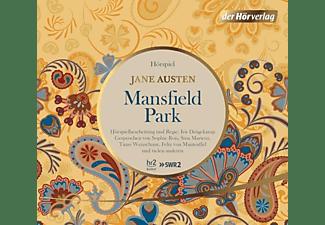 Jane Austen - Mansfield Park  - (CD)
