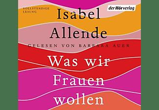 Isabel Allende - Was wir Frauen wollen  - (DVD)