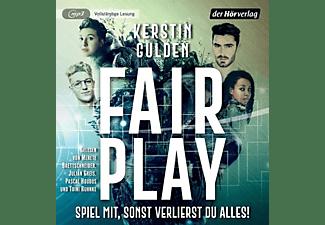 Kerstin Gulden - Fair Play  - (CD)