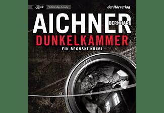 Bernhard Aichner - Dunkelkammer  - (CD)