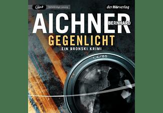 Bernhard Aichner - Gegenlicht  - (MP3-CD)