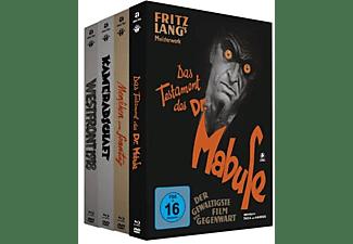 4 Filmklassiker als Mediabook im 4er Bundle Blu-ray
