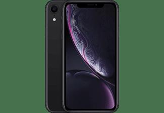 APPLE iPhone XR 128 GB Schwarz Dual SIM