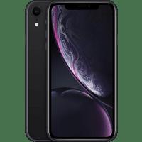 APPLE iPhone XR 64 GB Schwarz Dual SIM