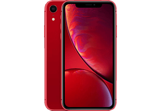 APPLE iPhone XR 64 GB Rot Dual SIM