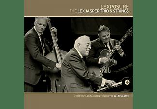 Lex Jasper Trio & Strings - Lexposure  - (CD)