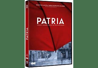 Patria (Miniserie Completa) - DVD