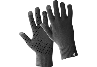 CELLULAR LINE Sense Touch Gloves S - M - Guanto (Nero)