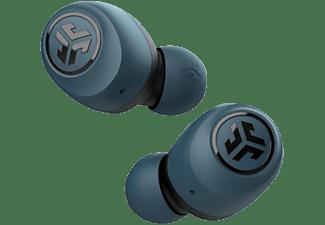 Auriculares inálambricos - JLAB Go air, True Wireless, 20 h, Bluetooth 5.0, Azul + Estuche de carga