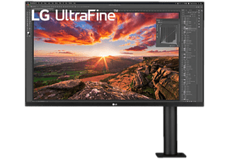 """Monitor - LG 32UN880-B, 31.5"""", UHD 4K, 5 ms, 60 Hz, 2x HDMI, 1x DisplayPort, 1x USB-C, 2x USB-A 3.0, Negro"""