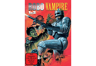 ROBO VAMPIRE-DOUBLE FEATURE-COVER A DVD