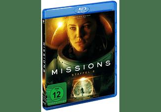 Missions-Staffel 2 Blu-ray