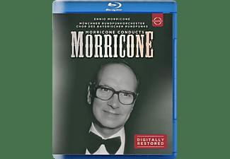 Ennio Morricone - Morricone conducts Morricone  - (Blu-ray)