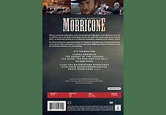 Ennio Morricone - Morricone conducts Morricone  - (DVD)