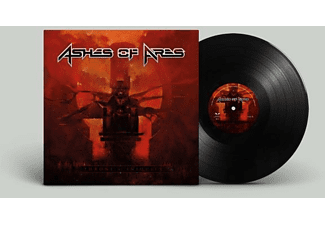 """Ashes Of Ares - Throne Of Iniquity (12"""" Black Vinyl EP)  - (Vinyl)"""
