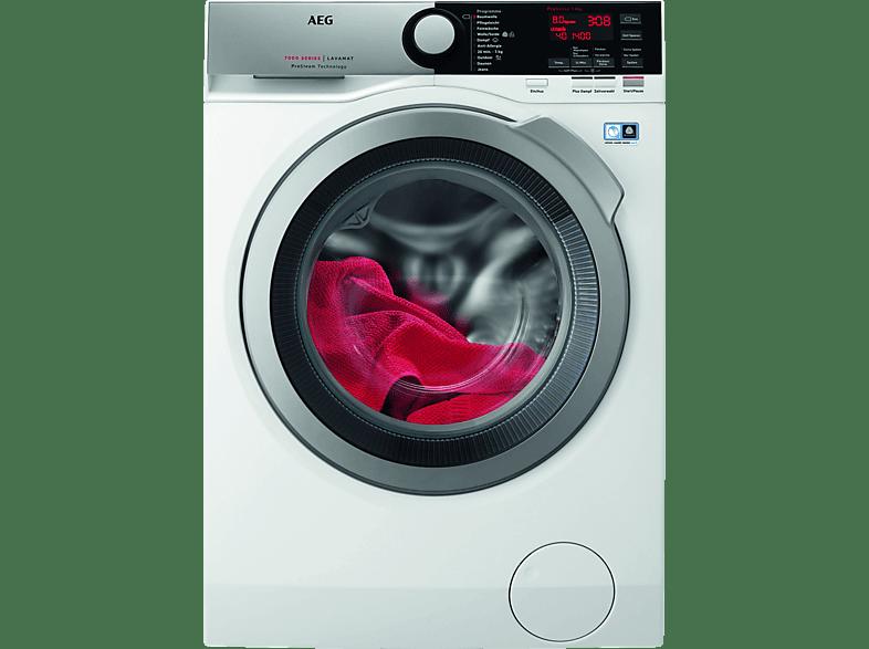 AEG L7FE74485 Lavamat Waschmaschine 8 kg, 1400 U Min., C