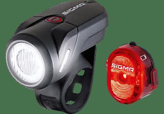 SIGMA Aura 35 USB/ Nugget II RL K-Set, Schwarz)