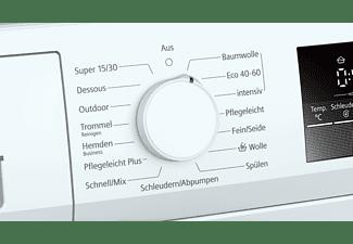SIEMENS WM14N122 iQ300 Waschmaschine (7 kg, 1388 U/Min., A+++)