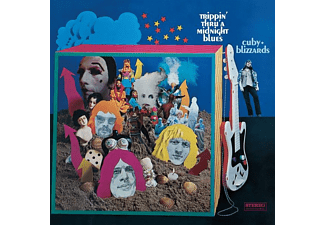Cuby+blizzards - TRIPPIN' THRU' A MIDNIGHT BLUES  - (Vinyl)