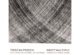 Perich, Tristan/Perkins, Douglas - Tristan Perich:Drift Multiply  - (CD)