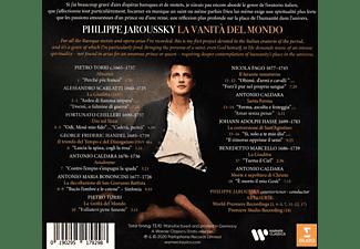 Philippe Jaroussky, Artaserse - LA VANITA DEL MONDO  - (CD)