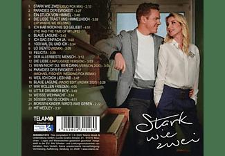 Anna-Carina Woitschack, Stefan Mross - Stark wie zwei (Geschenk Edition)  - (CD)